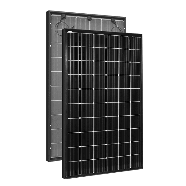 panneau solaire bourgeois global 300W biverre