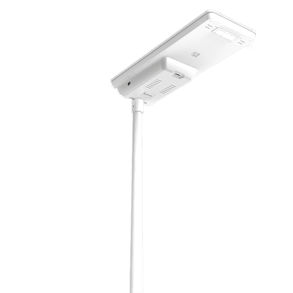 Lampadaire solaire ISSL 1 Sunna Design