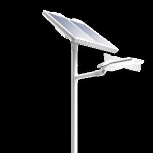 Lampadaire solaire UP2 Sunna Design