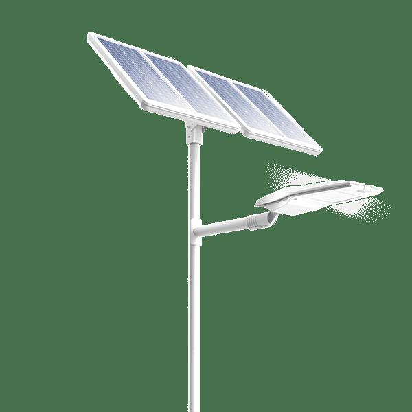 Lampadaire solaire UP4 Sunna Design