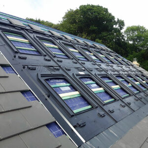 systeme in roof GSE pose panneaux photovoltaiques