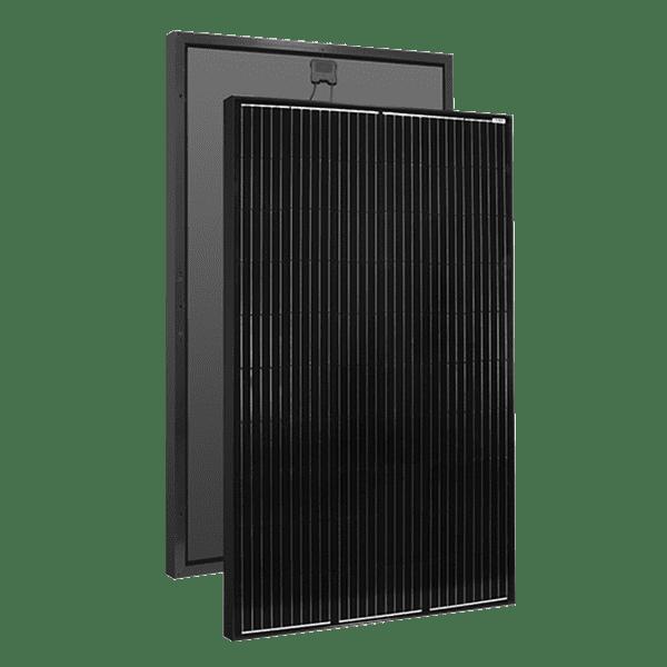 panneau solaire bourgeois global 300W black