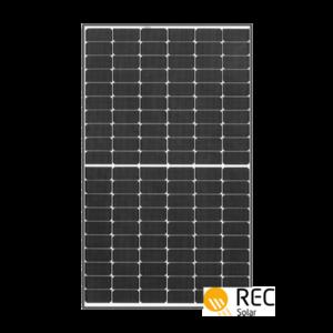 panneau solaire rec solar 365W black