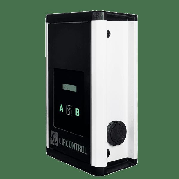 CirControl borne chargement véhicule électrique evolve smart wallbox2