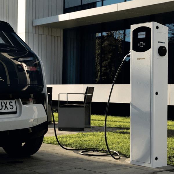Ingeteam borne recharge vehicule electrique ingerev fusion 2